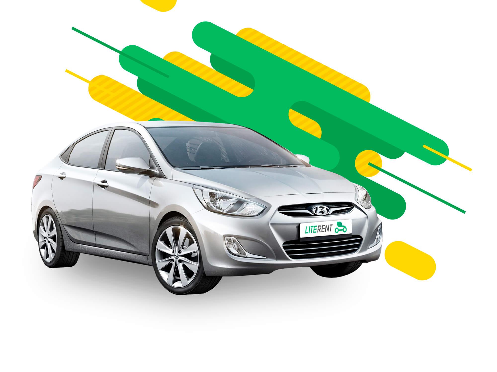 Hyundai Solaris 1.6 (Silver)