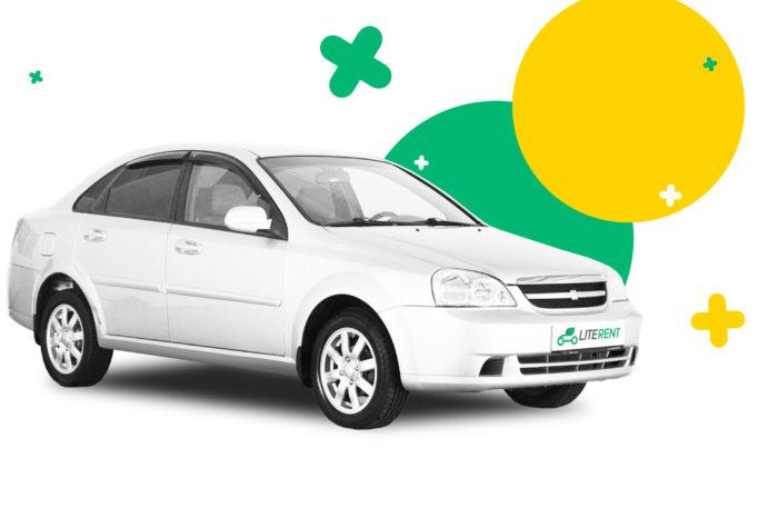 Chevrolet Lacetti 1.6 (2010)