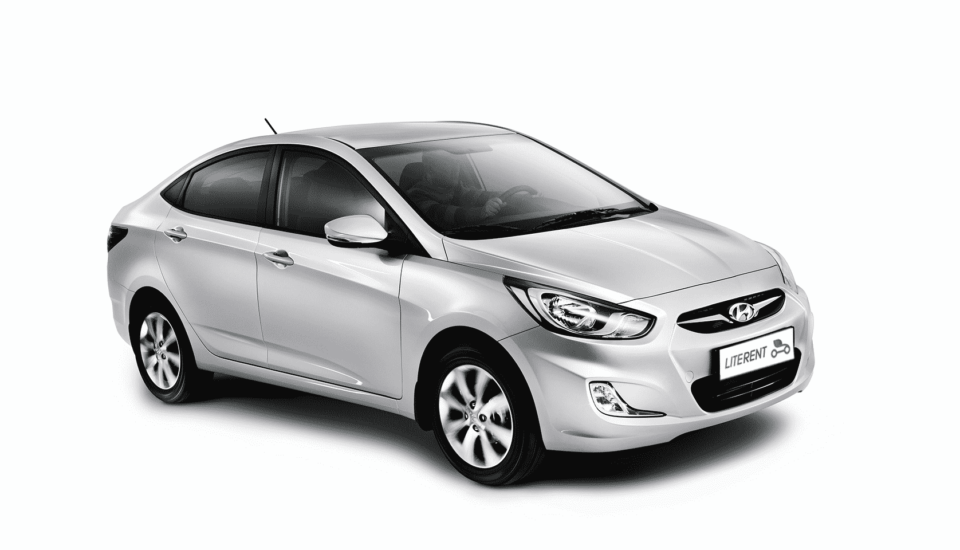 Hyundai Solaris 1.6 (Серебряная)