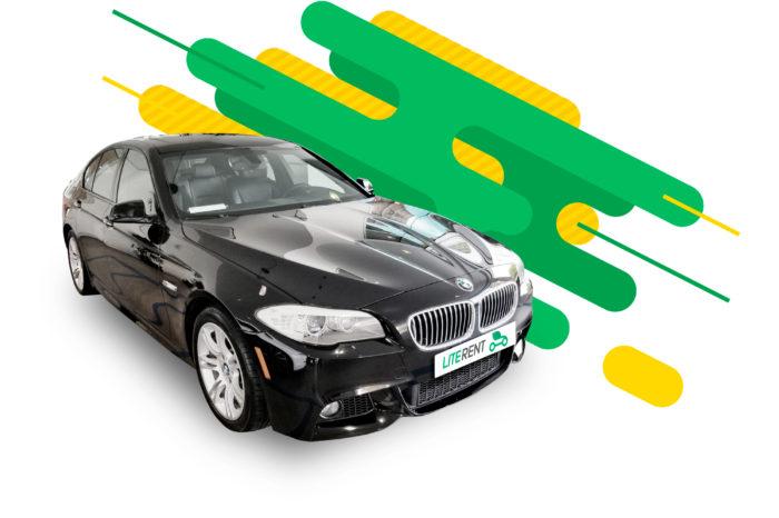 BMW 520i 2.0 (Black)