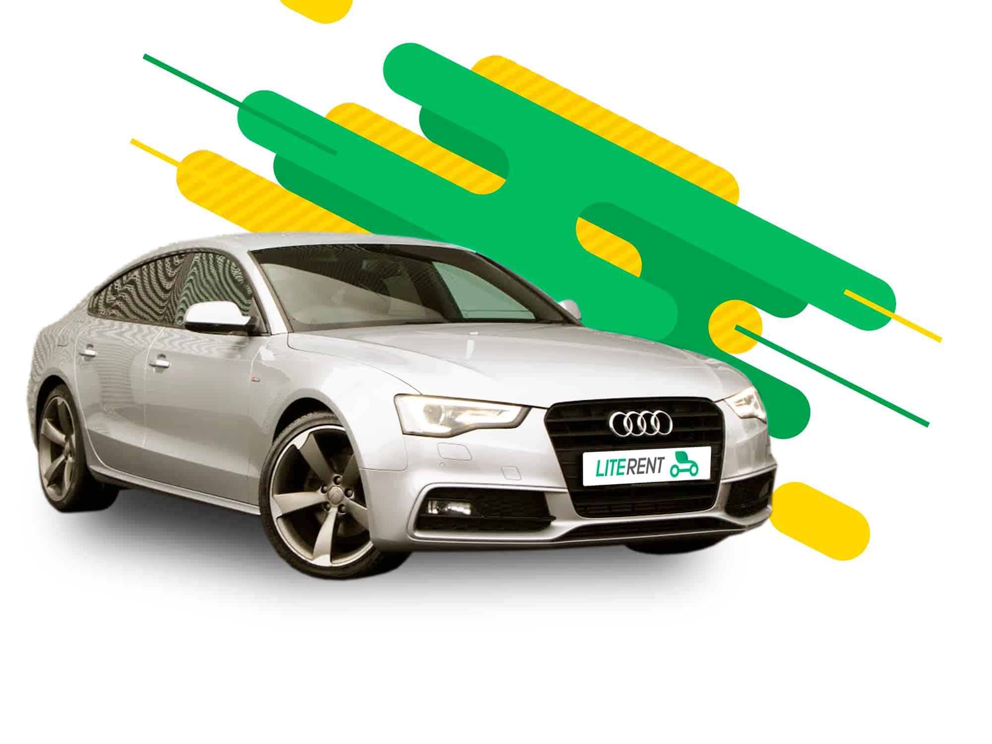 Audi A5 1.8